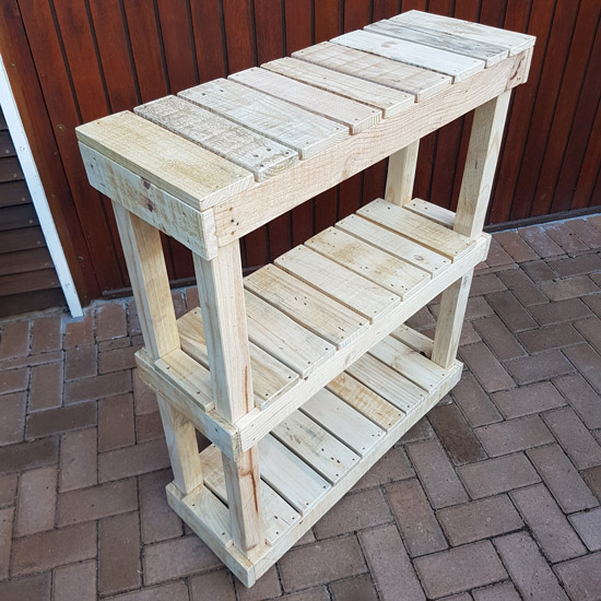 Round Coffee Tables Cape Town: Hand-made Pallet Furniture & Products